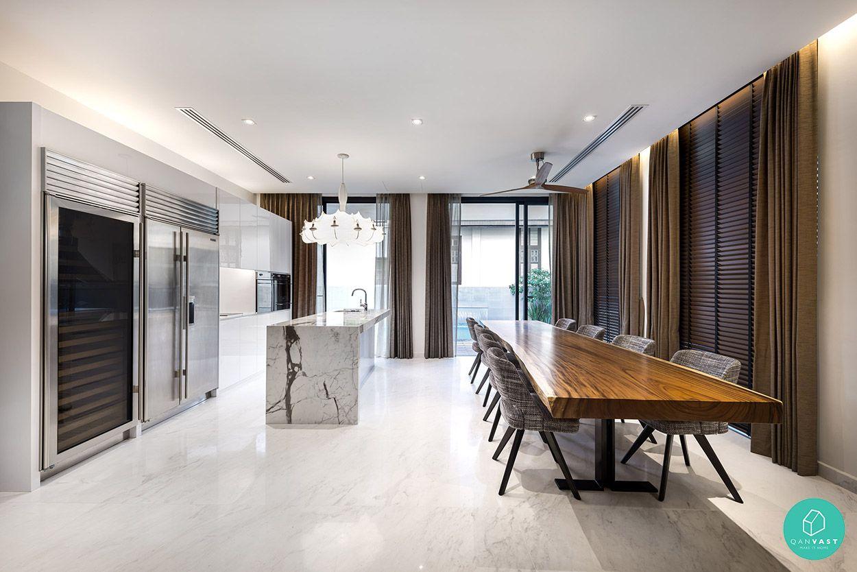 6 Luxurious Singapore Homes To Emulate Home Studio Interior