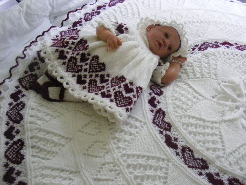 Easy Newborn Hat Knitting Pattern   FaveCrafts.com