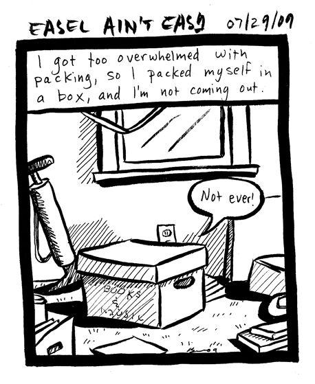Box Packing Moving Humor Packing Humor Stress Humor
