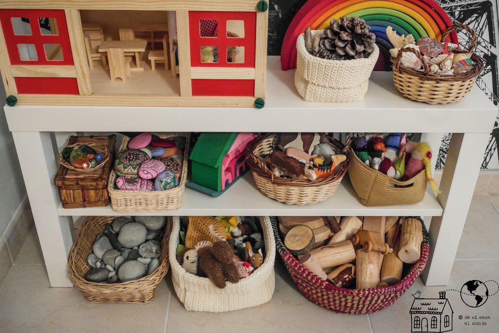 Waldorf en casa de mi casa al mundo playroom - Material waldorf ...