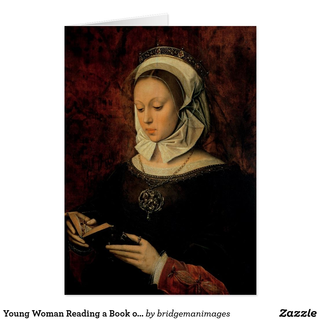 young woman reading a book of hours oil on panel art stuff lesen malerei b cher. Black Bedroom Furniture Sets. Home Design Ideas