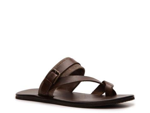 6eeea05ea77b Mercanti Fiorentini Leather Sandal. Every man needs a good sandal ...