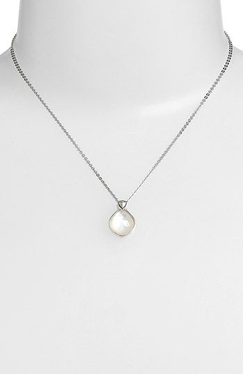 Judith Jack Pearl Romance Pendant Necklace available at Nordstrom