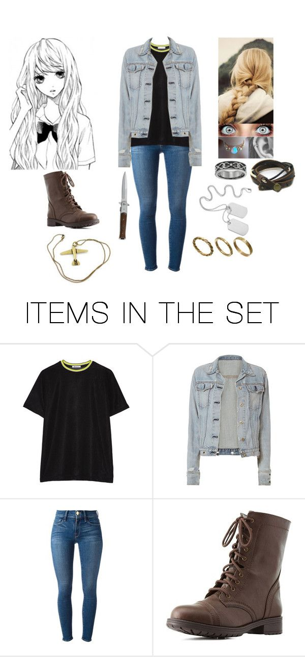 """Kyra DiAngelo"" by crazygirl5683 ❤ liked on Polyvore featuring art"