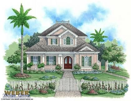 Key West House Plan
