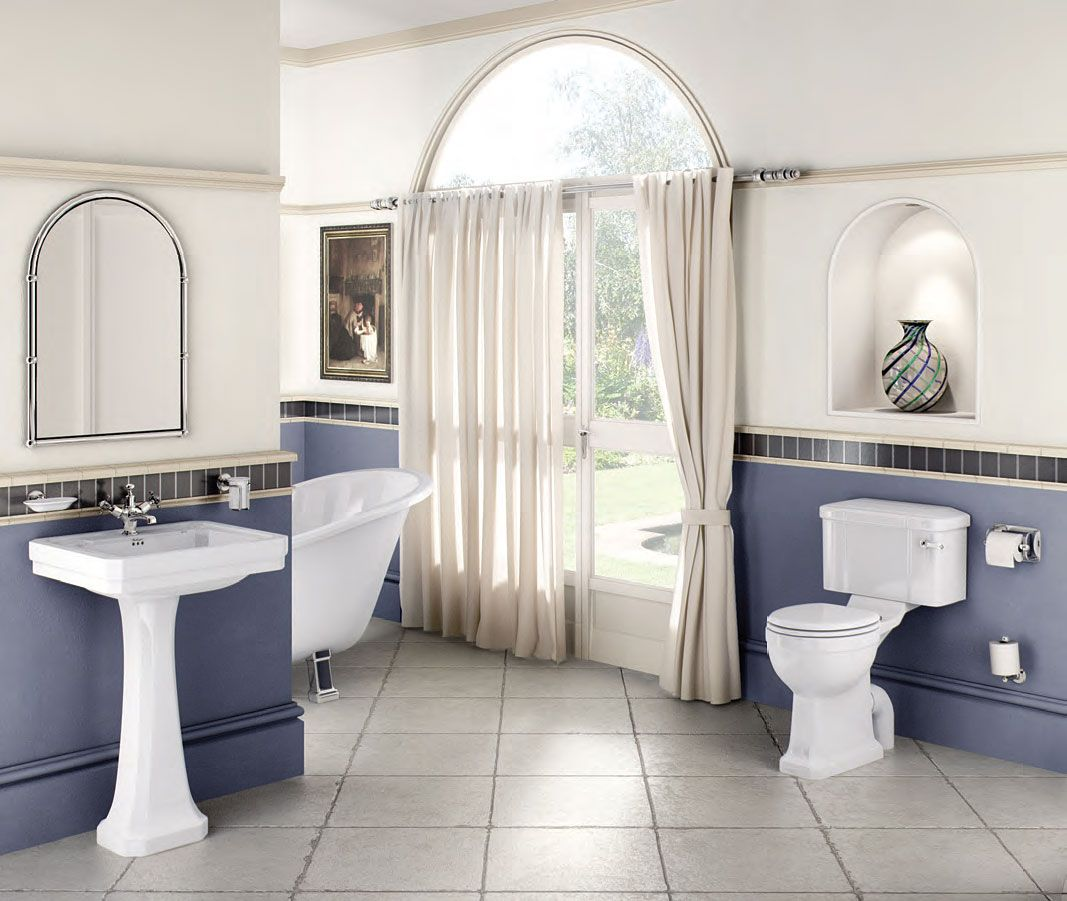 Traditional Victorian Bathroom Idea