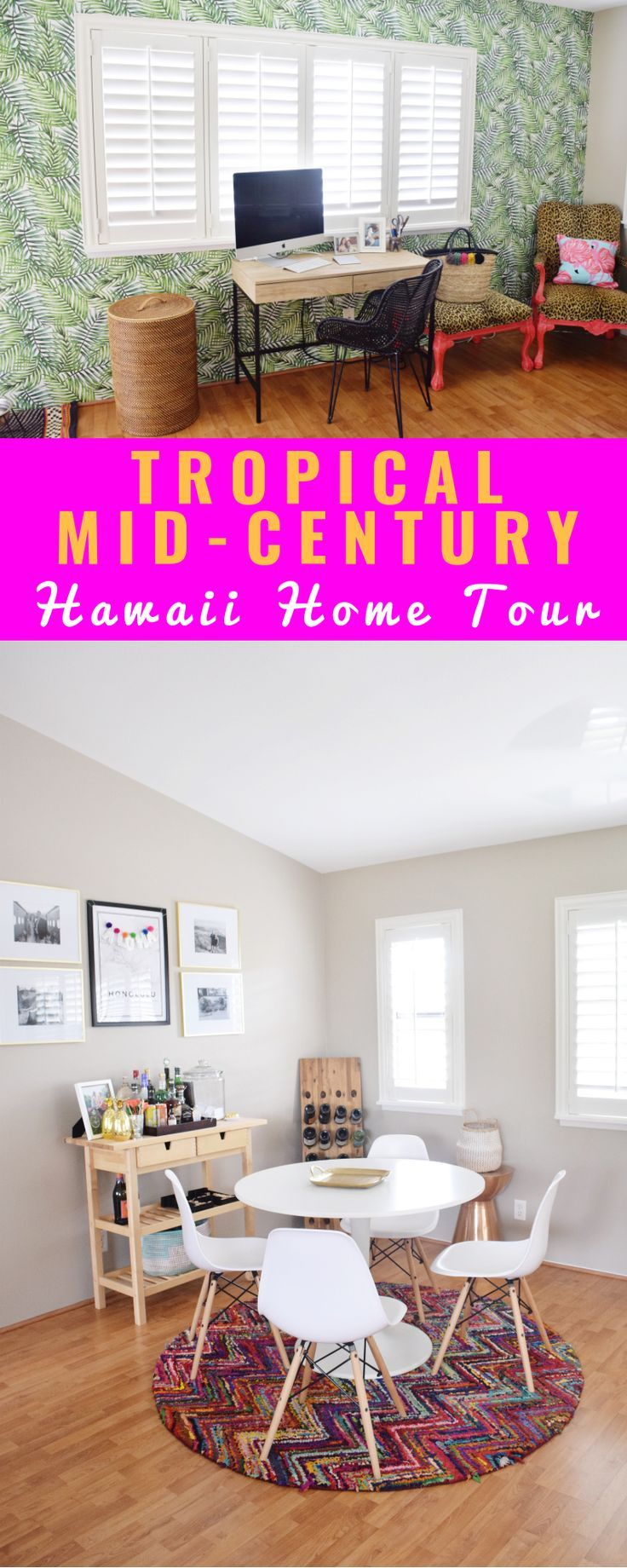 Our Hawaiian Home Apartment Therapy Feature   Pinterest ...