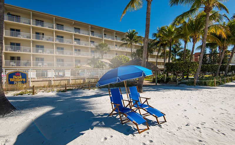 Bechfront Hotels In Fort Myers Florida
