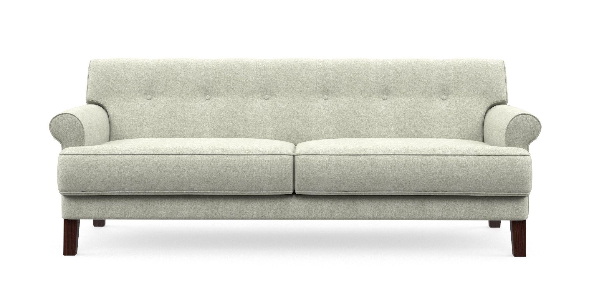 Orby Sofa Dark Grey designed in Spain by La Forma MONOQI