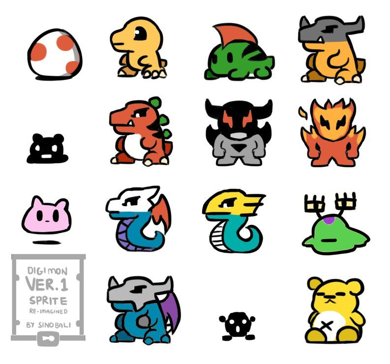 sinobali (sinobali) Twitter Digimon digital monsters