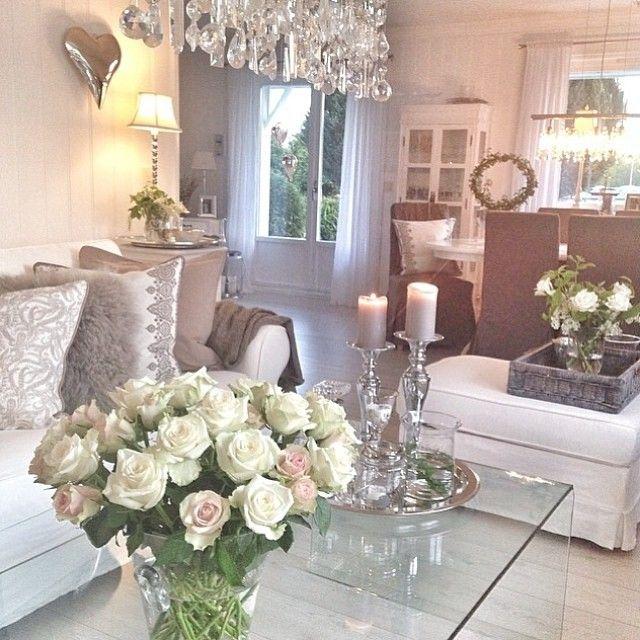Anncathrinjrgensen Beautiful Lovely Glamour Whiteliving Roses
