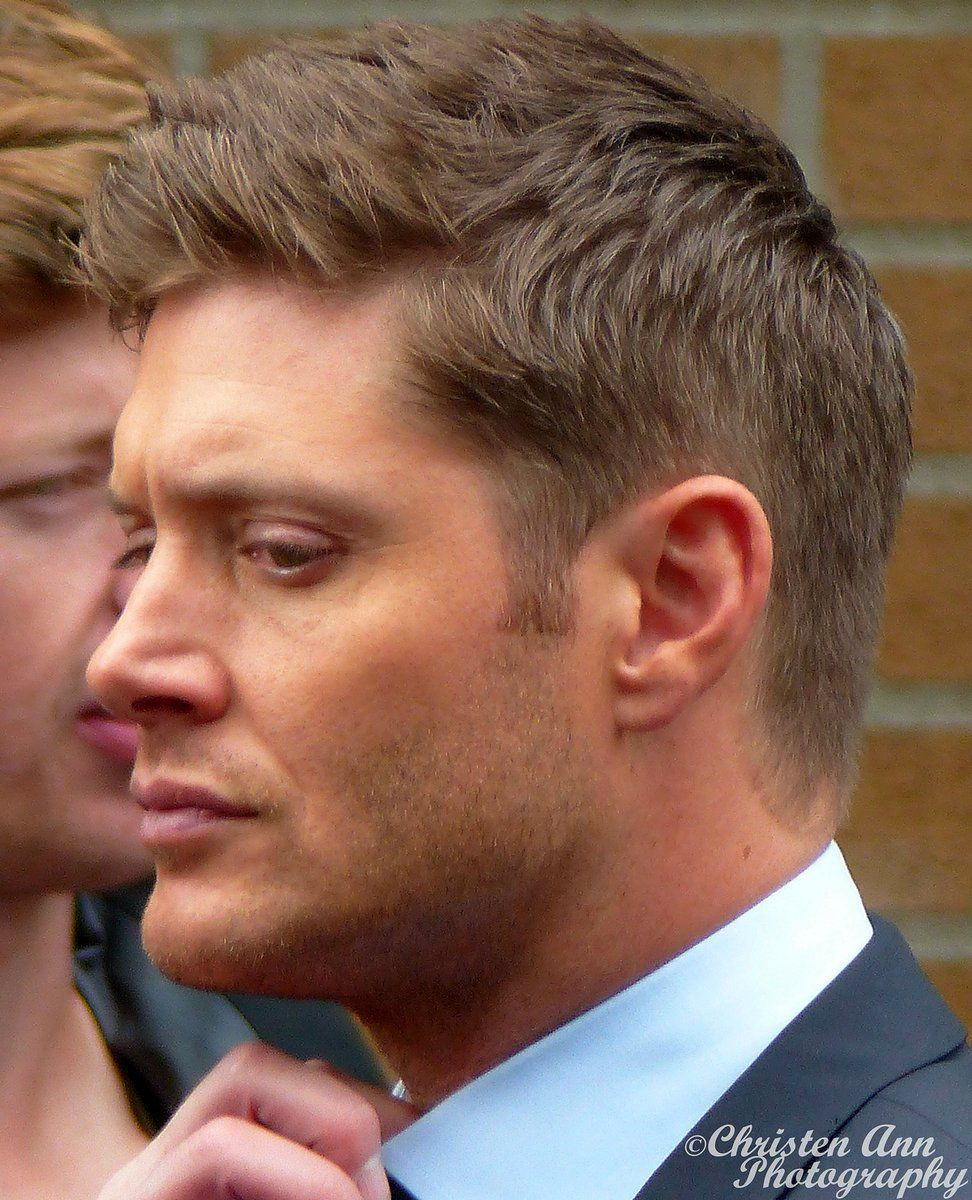 Episodio 12x05 Hair Cut Pinterest Crew Cuts Jensen Ackles And