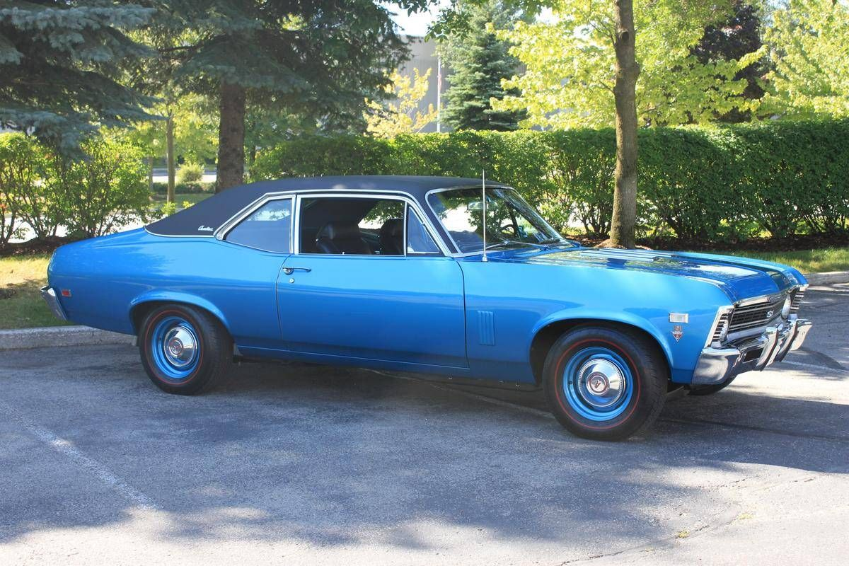 1969 Pontiac Acadian RARE Super Sport Numbers Matching | Pontiac ...