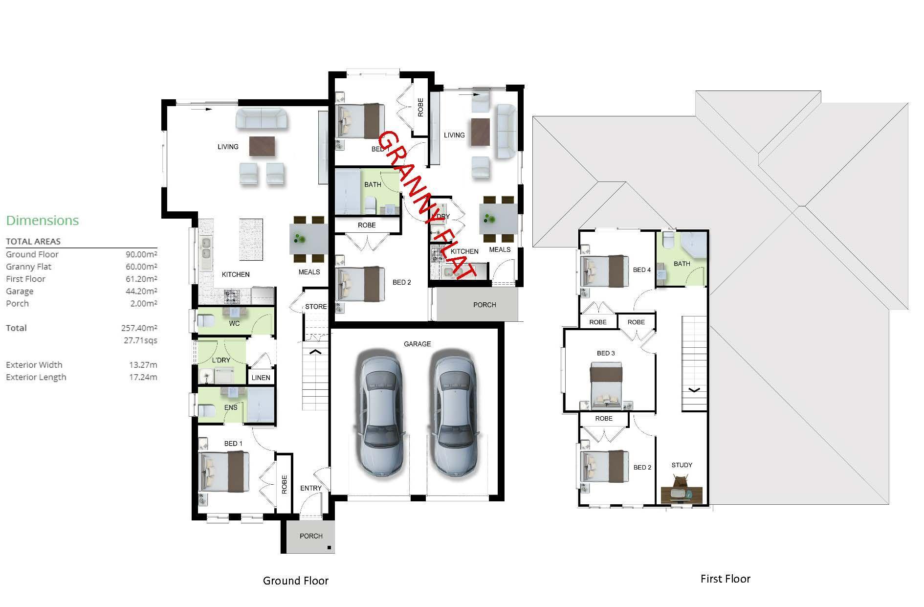 dual living house designs - Google Search | dual | Pinterest | House