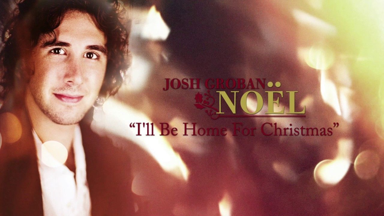 Josh Groban - \'I\'ll Be Home for Christmas\' from the album \