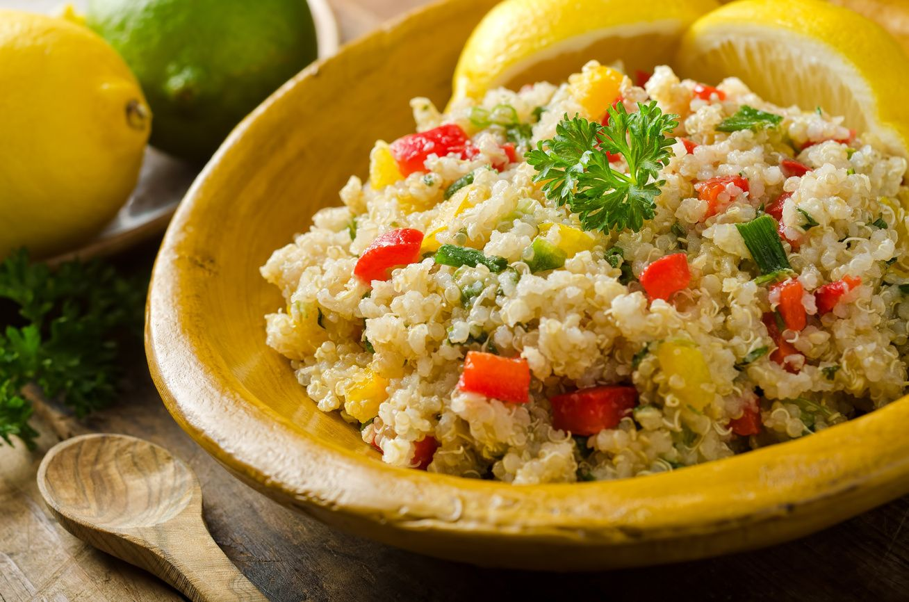 quinoa fogyókúra