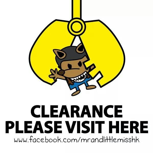 Clearance ...