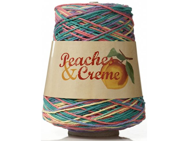 Yarns | Peaches And Creme | Creativity | Peaches, cream yarn
