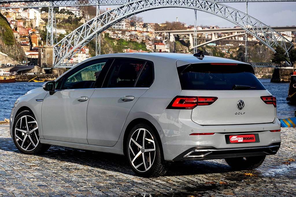 Impressões VW Golf está mais ecológico, mas ainda é o