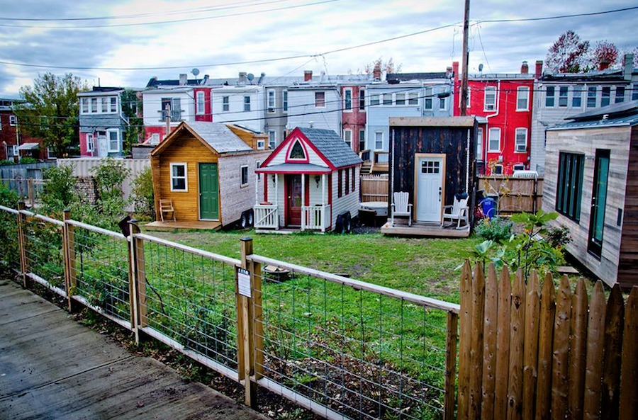 Tiny House Villages Are A New Part Of The Tiny House Movement, Yet They Hold