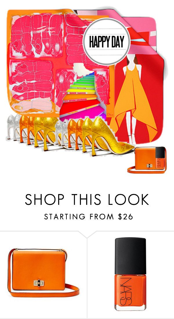 """""""Untitled #431"""" by jewelryrecipe ❤ liked on Polyvore featuring Diane Von Furstenberg and NARS Cosmetics"""