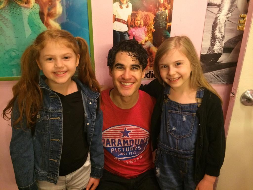 BrooklynShuck: Loved seeing @HedwigOnBway tonight!  @MichaelMayerDIR I finally got to see it!!!  @DarrenCriss was awesome!!