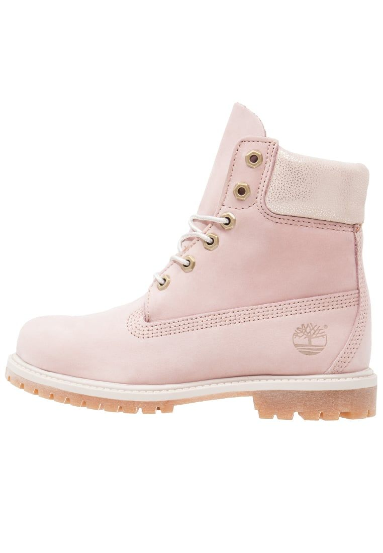 Timberland 6 INCH PREMIUM Winter boots mauve shadow for