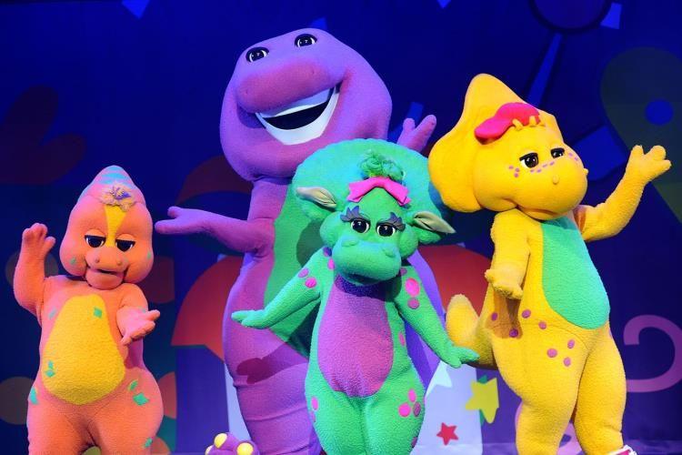 Barney Live World Tour InAbuDhabi ADSummer Tixbox BARNEY - Barney live in concert birthday