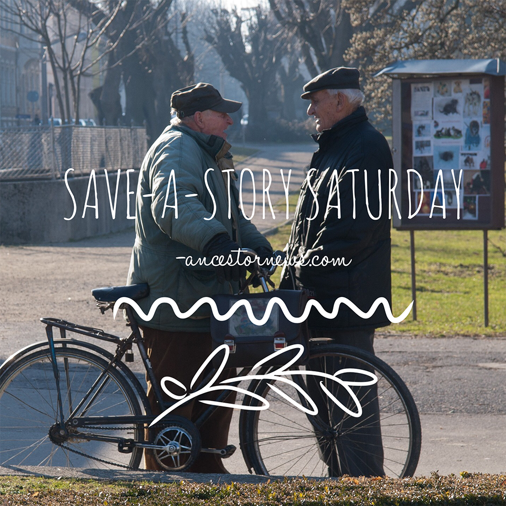 Can't remember something about your childhood? Ask your old friend. http://ancestornews.com/story-saturday-old-friends/?utm_campaign=coschedule&utm_source=pinterest&utm_medium=Nancy%20Hendrickson&utm_content=Save-a-Story%20Saturday%20-%20Old%20Friends