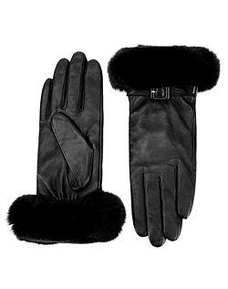 Cozy gloves