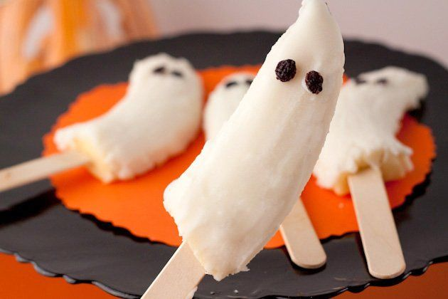 15 Ideas Para Decorar Halloween Con Cosas De Casa Healthy Halloween Treats Healthy Halloween Snacks Healthy Halloween
