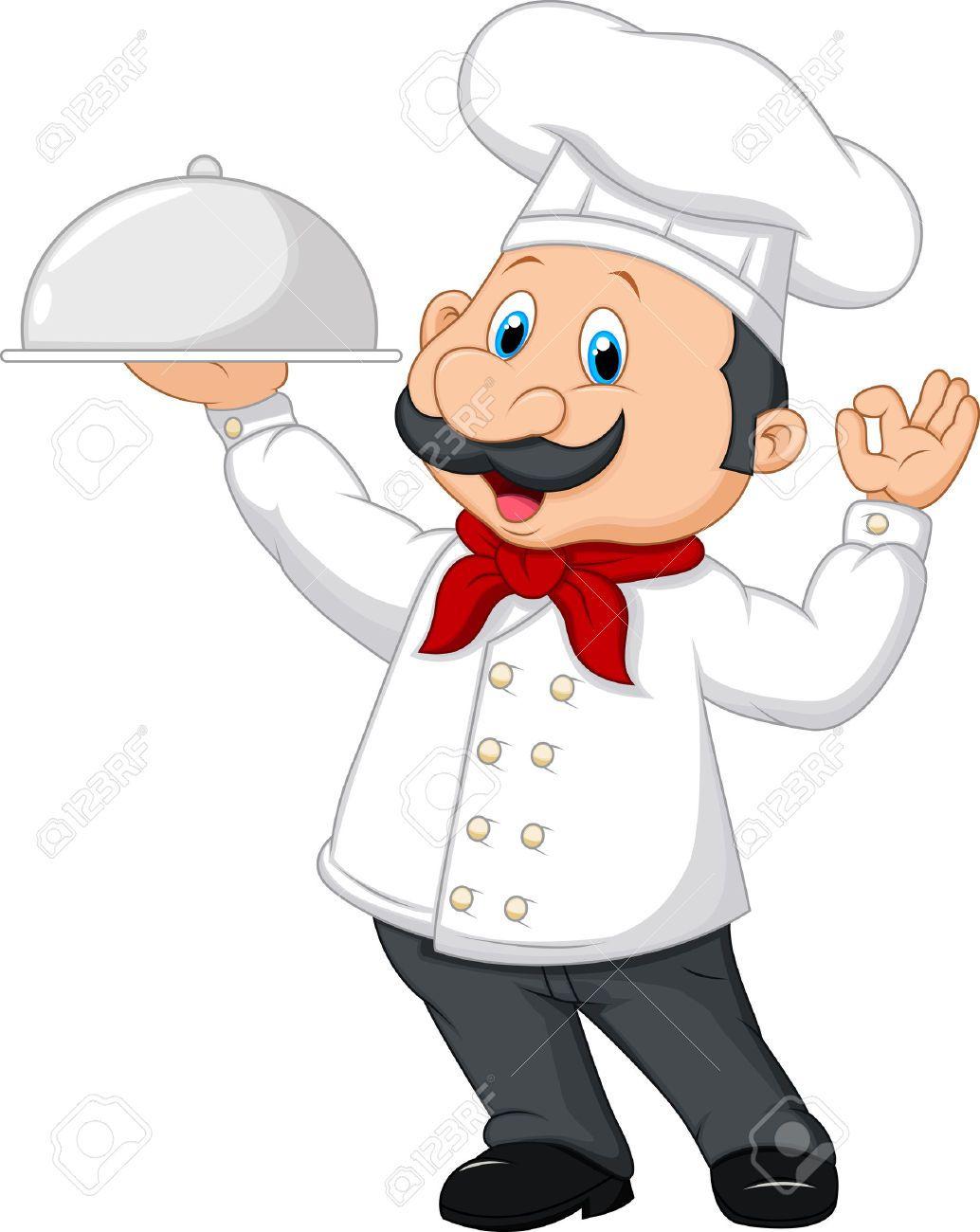 Αποτέλεσμα εικόνας για dibujos de cocineros μάγειρας