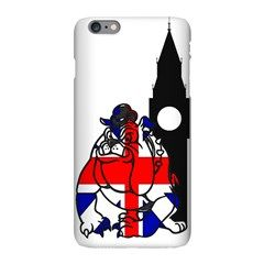 British Bulldog iPhone Plus 6 Slim Case
