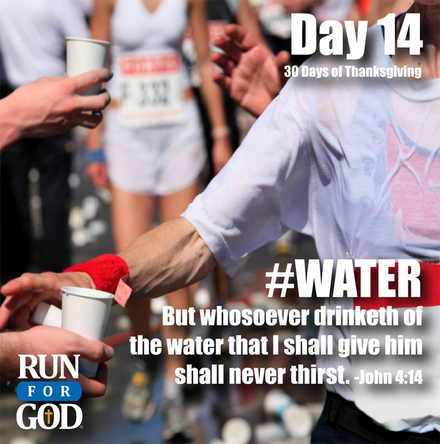 Day 14 Water What Does Water Mean In Your Training Today Pin It