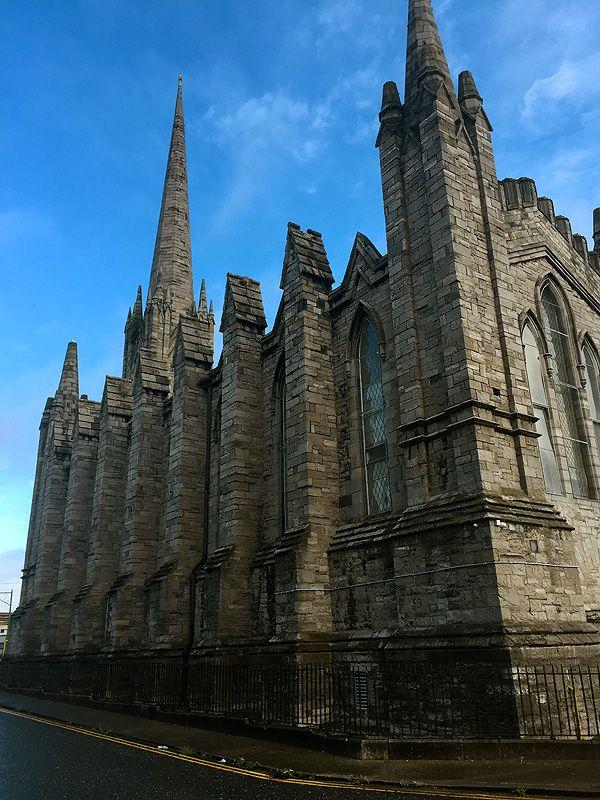 Dublin The Black Church Reisen