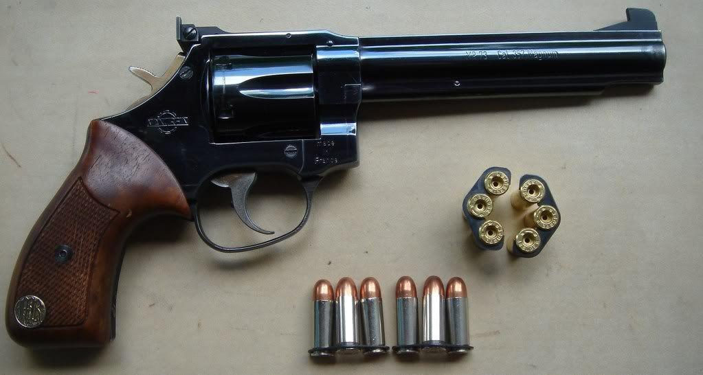 Revolver Manurhin MR 73 357 Magnum