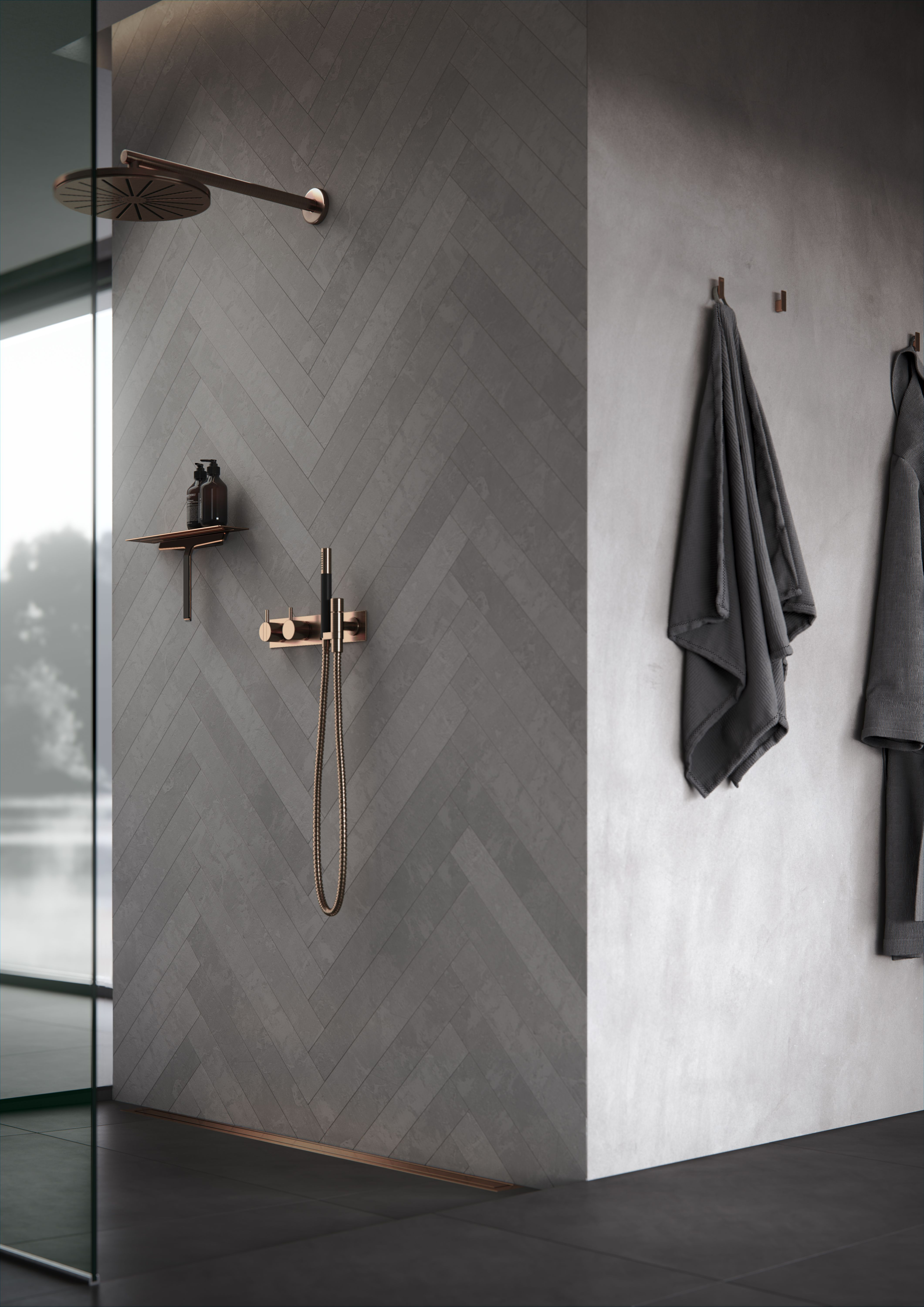 Photo of Reframe: An exclusive and unique series of bathroom accessories