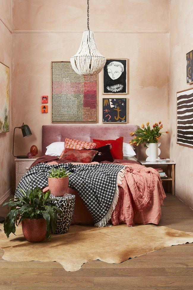 Pin By Lauren Jones On Mps Eclectic Bedroom Bedroom Interior Eclectic Home