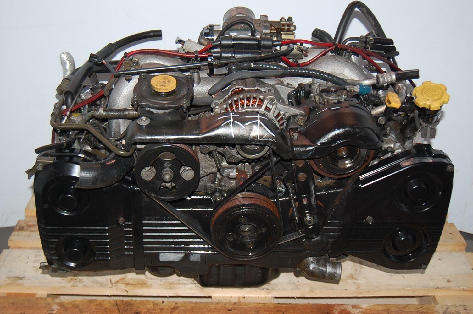 1999 Subaru Forester Ej25 Engine Removal Subaru Forester Subaru Engineering