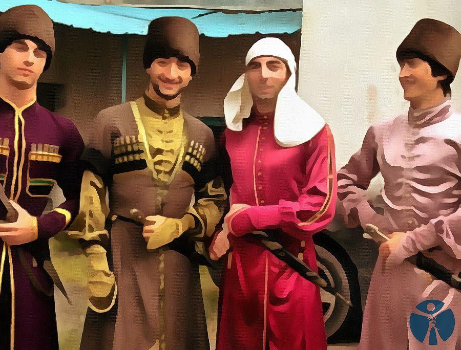 проект фото кабардино национальный костюм после его правления
