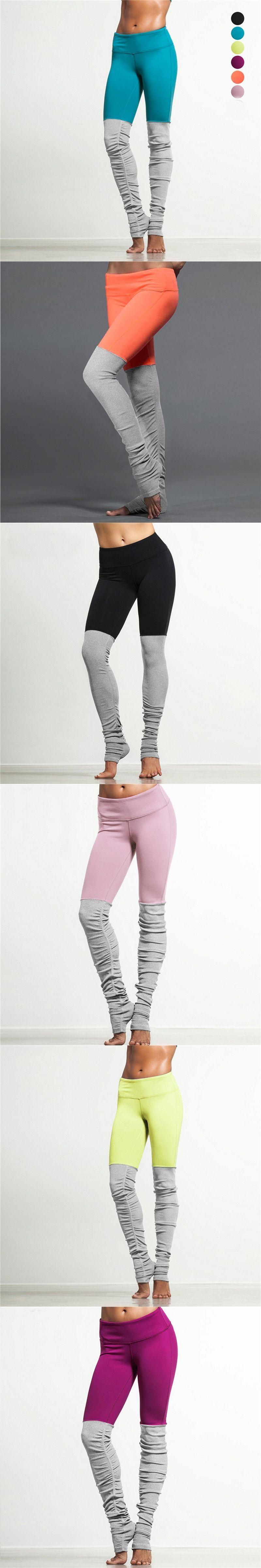 cb53cb47bedf4c High Waist Women Yoga Pants 3D Printed Fitness Leggings Jogging Sport Capris  Plus Size Tights Workout