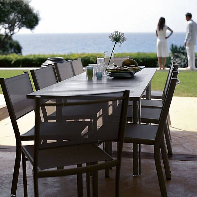 Costa Extension Table Fermob Outdoor Furniture Nz Extending Table