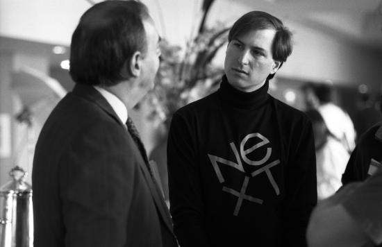 You Can Now Bid on Steve Jobs' Famous Black Turtleneck