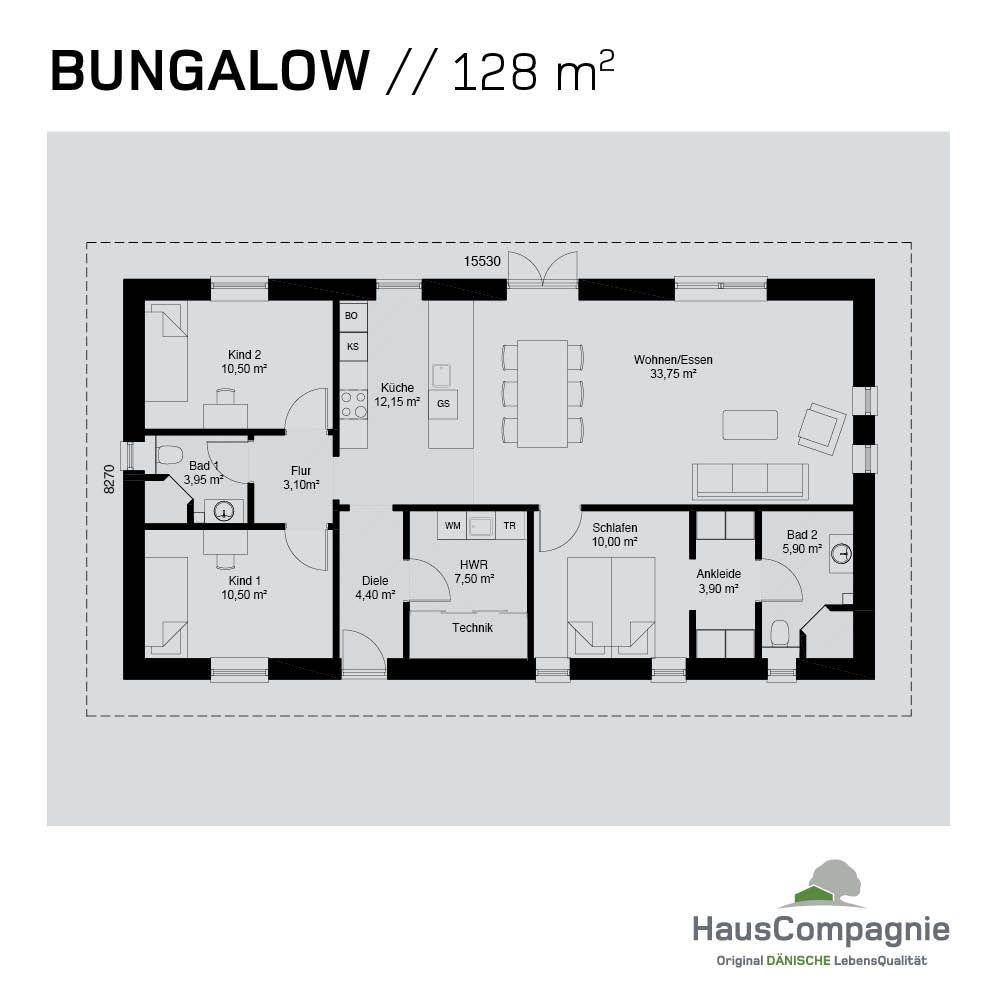 Bungalow Bauen: Bungalow Bauen Mit In 2019