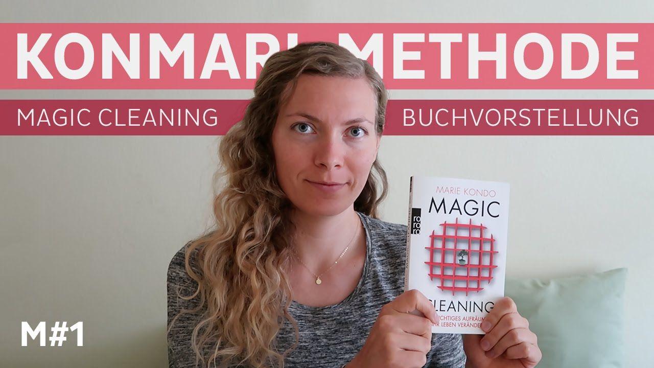 M#1 Die KonMari-Methode | MAGIC CLEANING (Buchvorstellung)