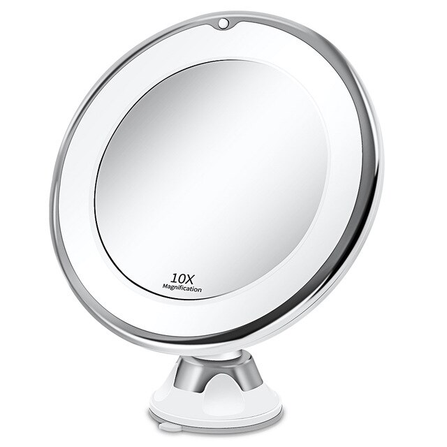 Makeup Vanity Mirror With 10X Lights LED Na01 in 2020