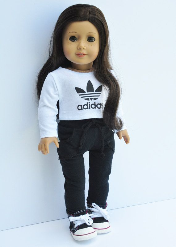 18 inch Doll Make Today Amazing Graphic Crop Top