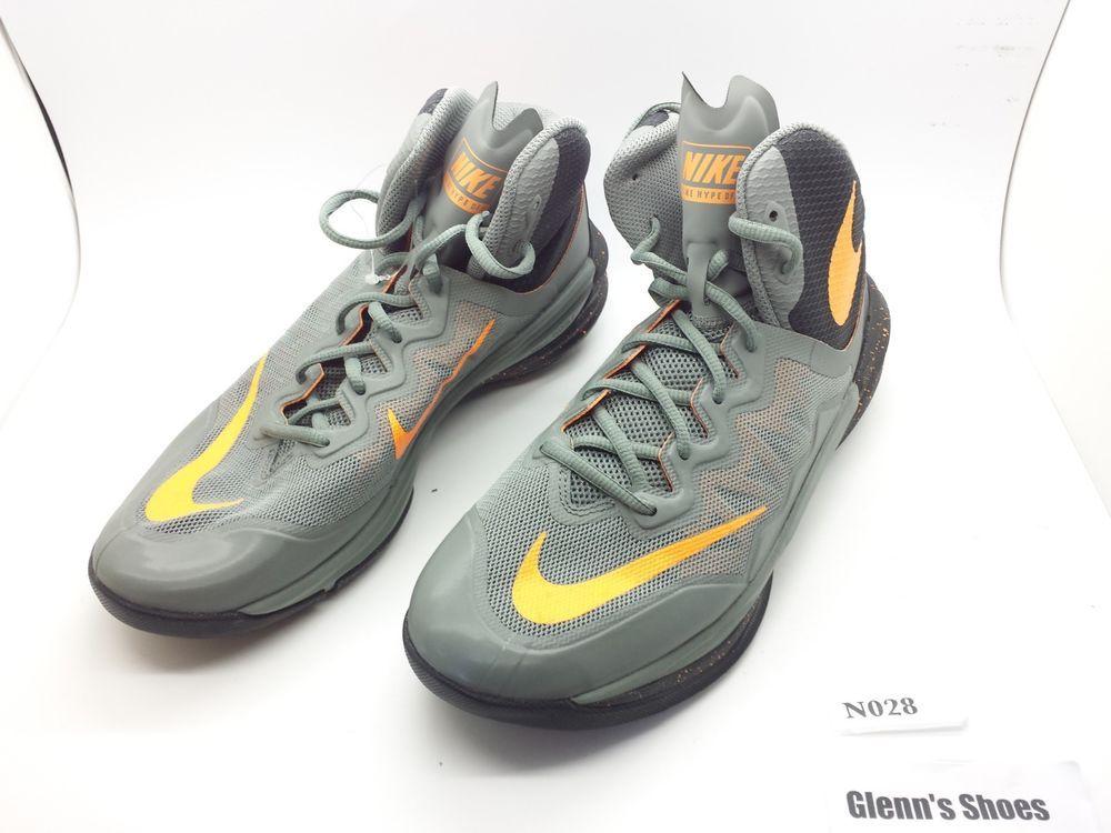 e63ee249e0898 NEW Nike Prime Hype DF II Mens Basketball Shoes Style 806941-002 SZ ...