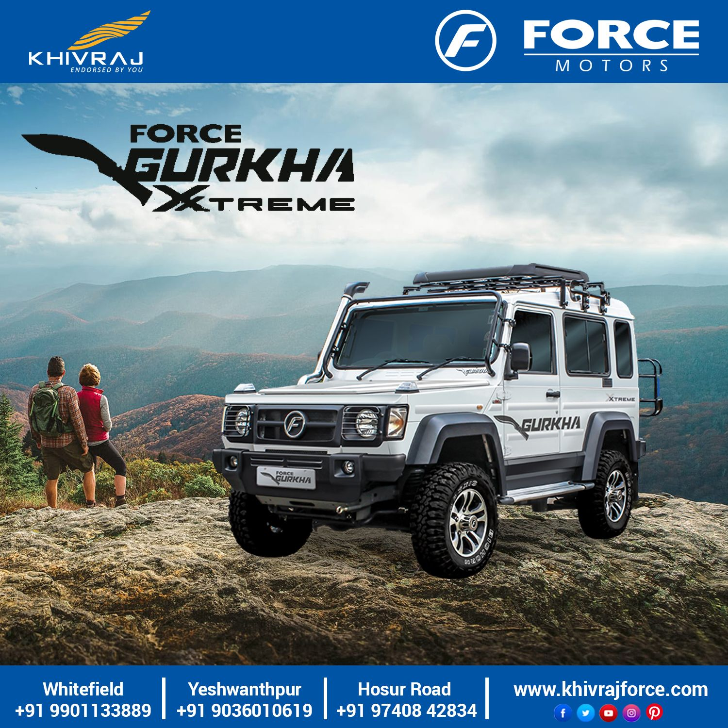 Is An Authorized Force Dealers In Bangalore Commercial Vehicle