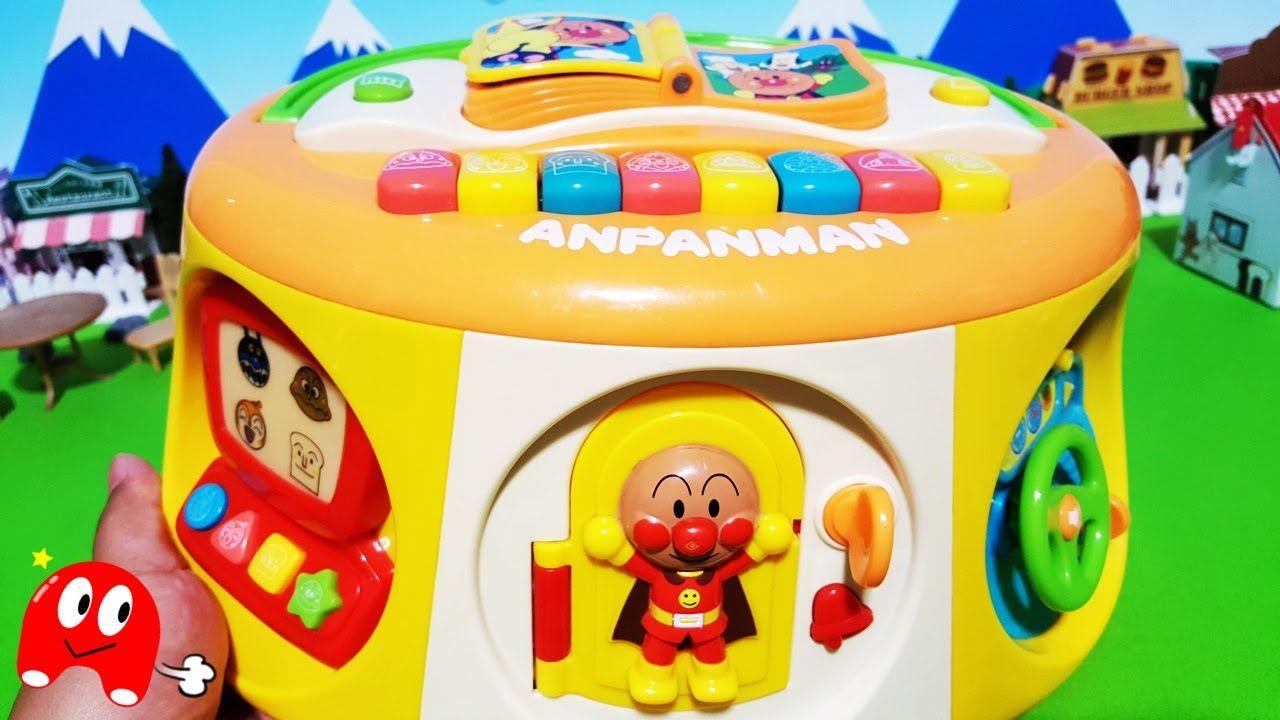 アンパンマン よくばりbox Dx パン工場ジャムおじさんメロンパンナちゃん